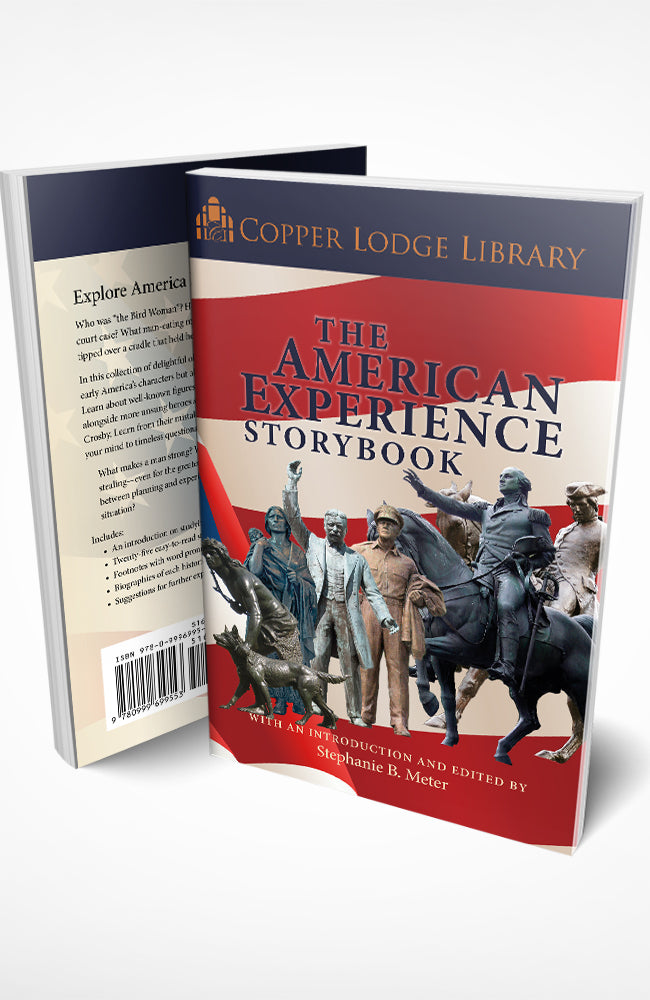 Copper Lodge Library: THE AMERICAN EXPERIENCE STORYBOOK - Temporarily Out of Stock