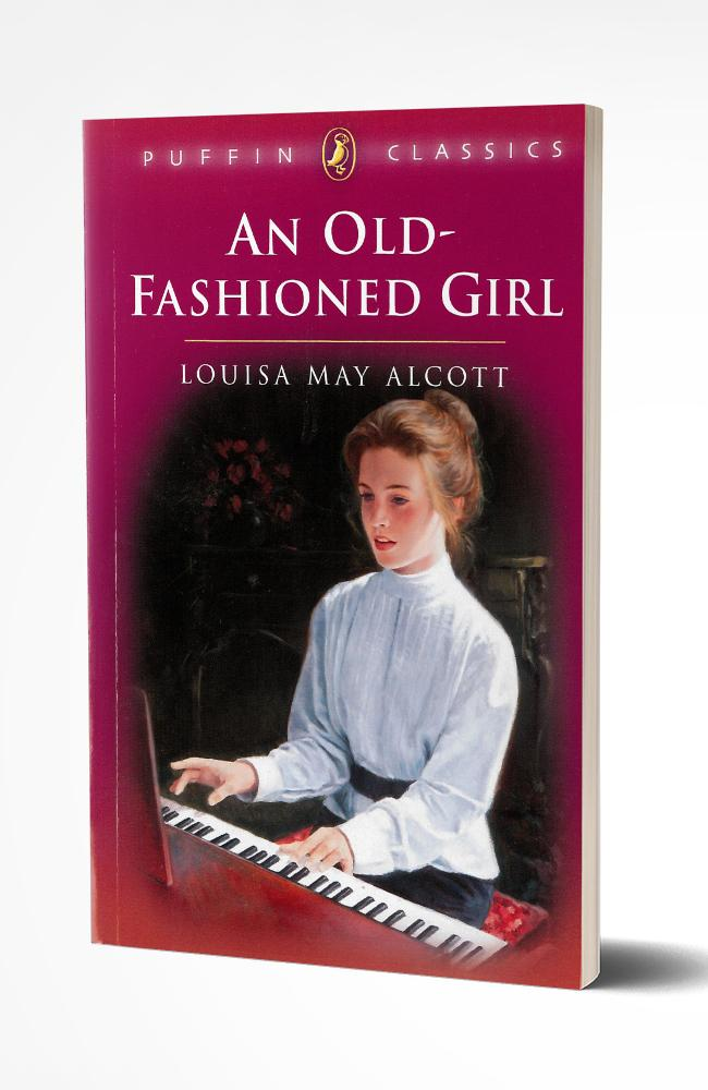 AN OLD-FASHIONED GIRL - Temporarily Out of Stock