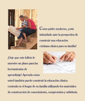 CLASSICAL CHRISTIAN EDUCATION MADE APPROACHABLE SPANISH E-BOOK