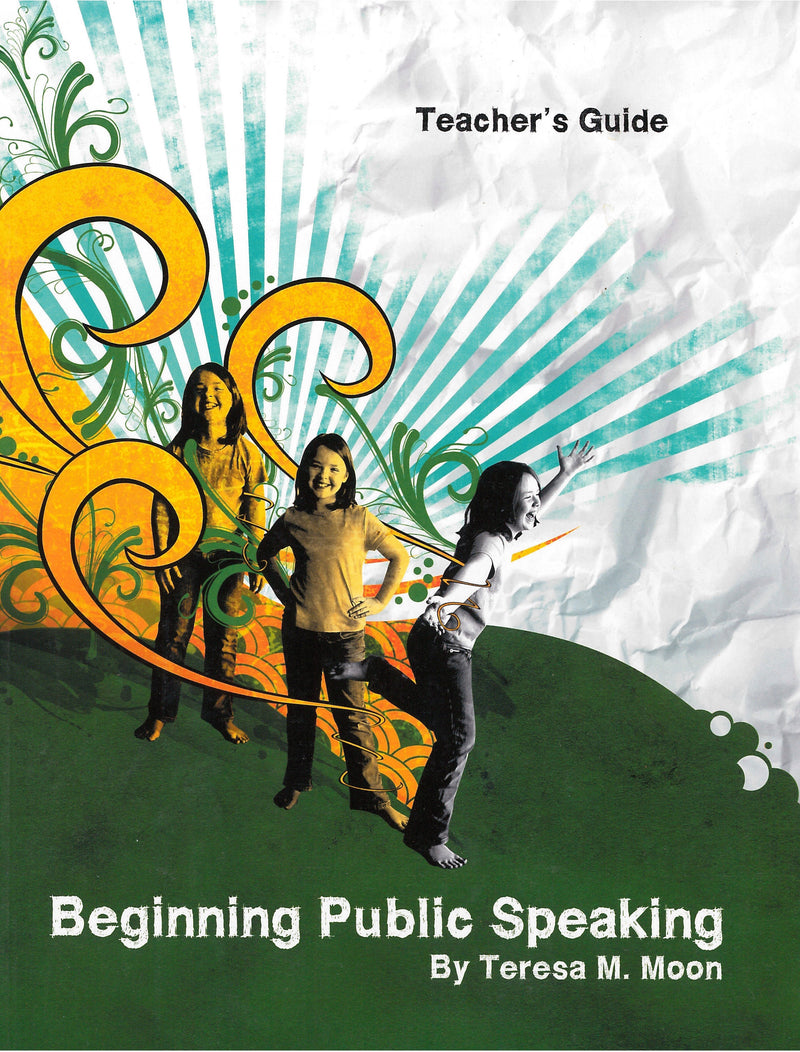 BEGINNING PUBLIC SPEAKING (TEACHER EDITION) - WHILE SUPPLIES LAST