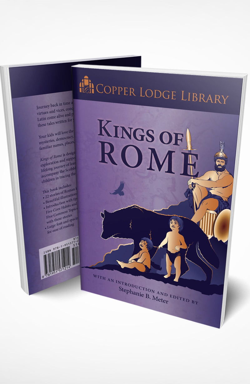 Copper Lodge Library: KINGS OF ROME