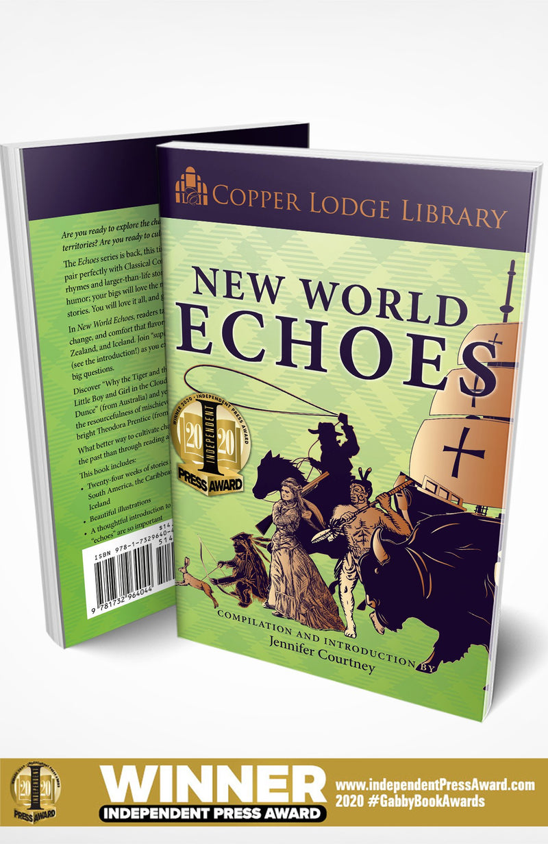 Copper Lodge Library: NEW WORLD ECHOES