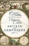 CLASSICAL ACTS & FACTS® ARTISTS AND COMPOSERS, SET 2 - Temporarily Out of Stock