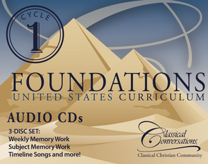 FOUNDATIONS AUDIO CDs, CYCLE 1