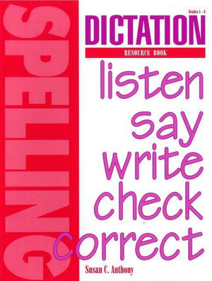 DICTATION RESOURCE BOOK