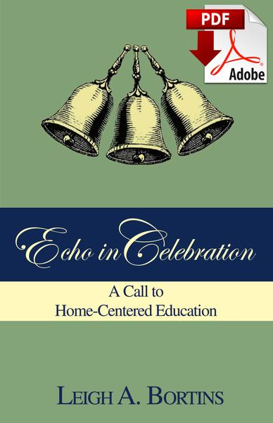 ECHO IN CELEBRATION E-BOOK