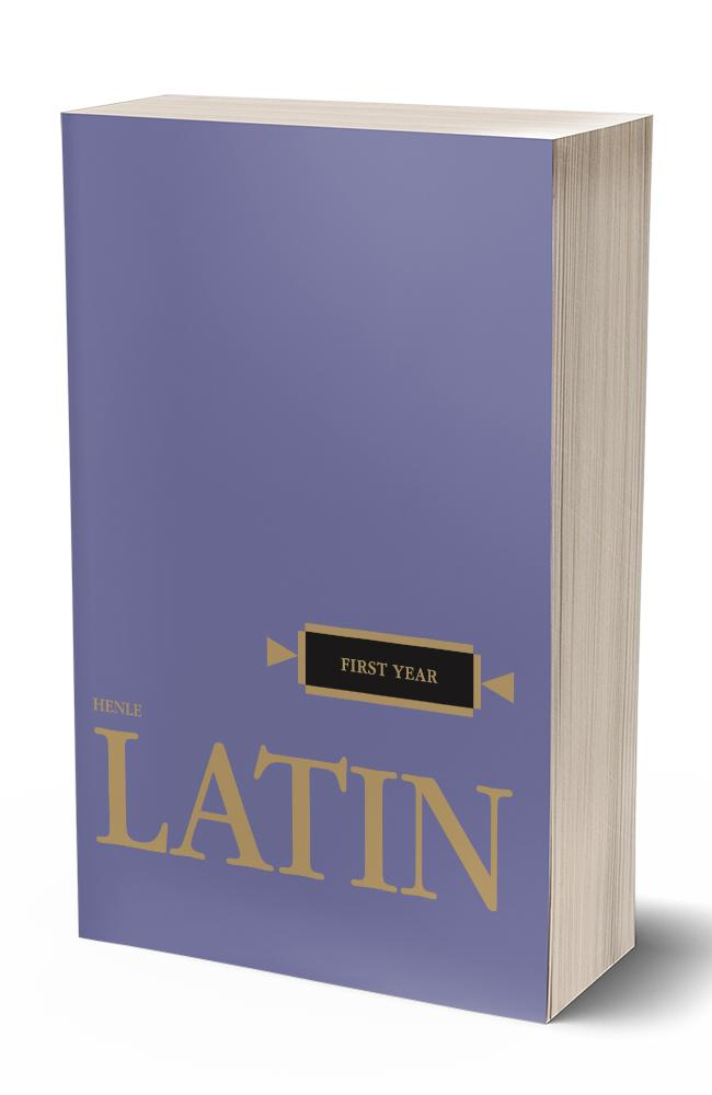 HENLE FIRST YEAR LATIN (TEXT)