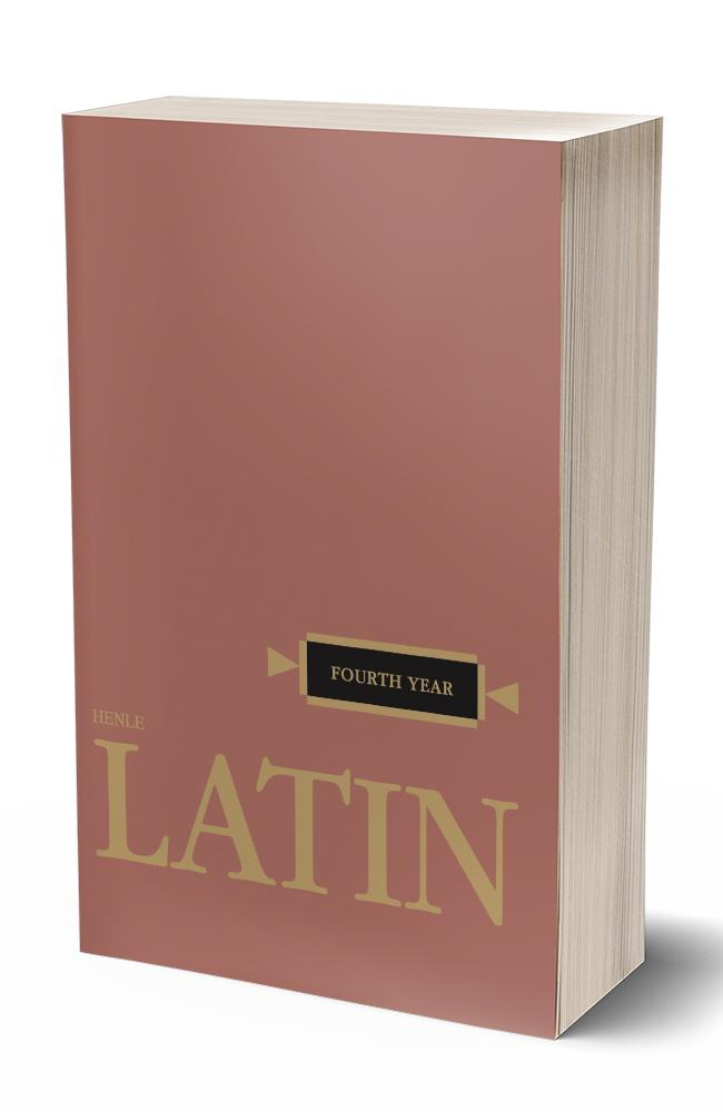 HENLE FOURTH YEAR LATIN (TEXT)