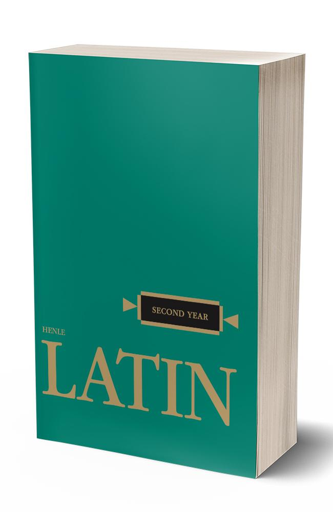 HENLE SECOND YEAR LATIN (TEXT) - Temporarily Out of Stock