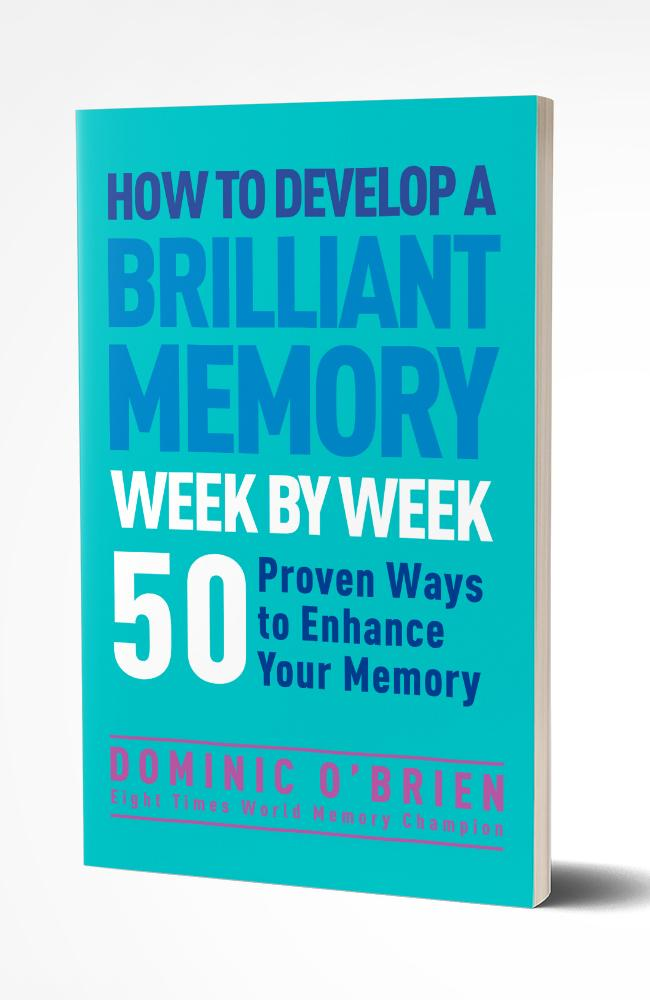 HOW TO DEVELOP A BRILLIANT MEMORY - Temporarily Out of Stock