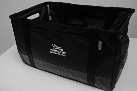 Extra Large Tote with Embroidered Logo