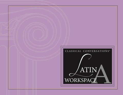 Latin Workspace A (Temporarily Out of Stock)