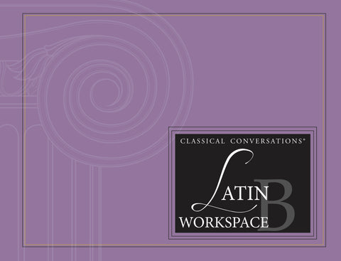 Latin Workspace B -- Coming Soon!