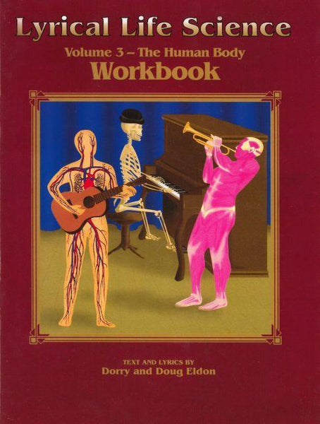 Lyrical Life Science, Vol. 3 - Workbook Only