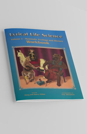 Lyrical Life Science, Vol. 2 - Workbook only