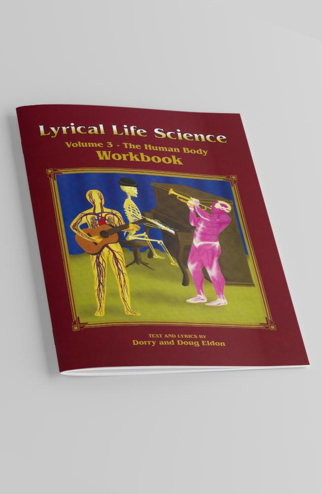 LYRICAL LIFE SCIENCE, VOL 3 (WORKBOOK ONLY)