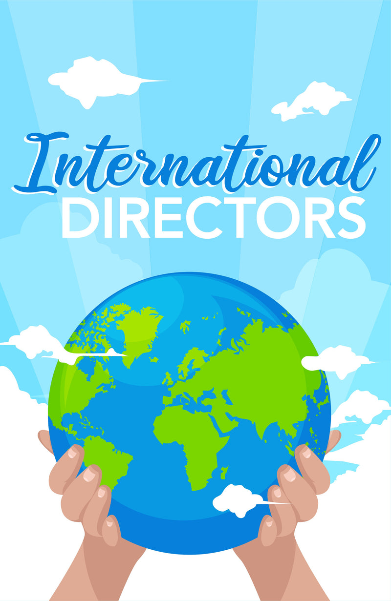 Returning International Director