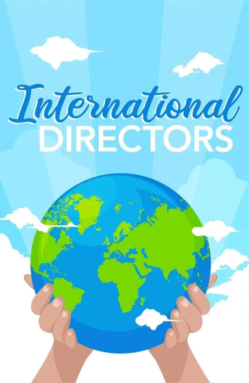 New International Director