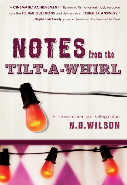NOTES FROM THE TILT-A-WHIRL (DVD)