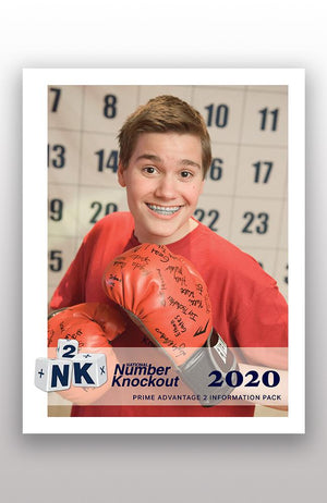 National Number Knockout Prime Advantage Pack