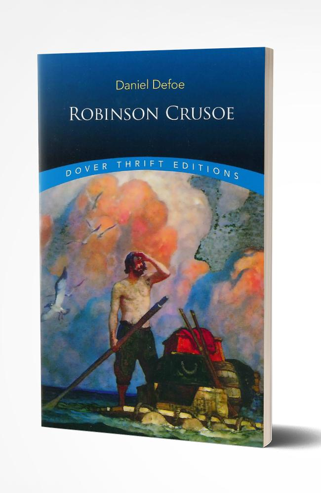 ROBINSON CRUSOE - Temporarily Out of Stock