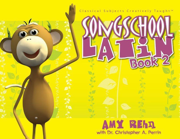 Song school Latin Book 2