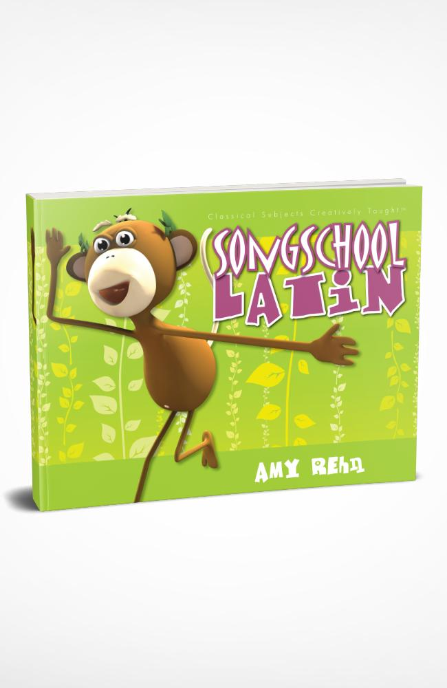 SONG SCHOOL LATIN BOOK 1