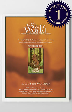 STORY OF THE WORLD, ACTIVITY BOOK 1