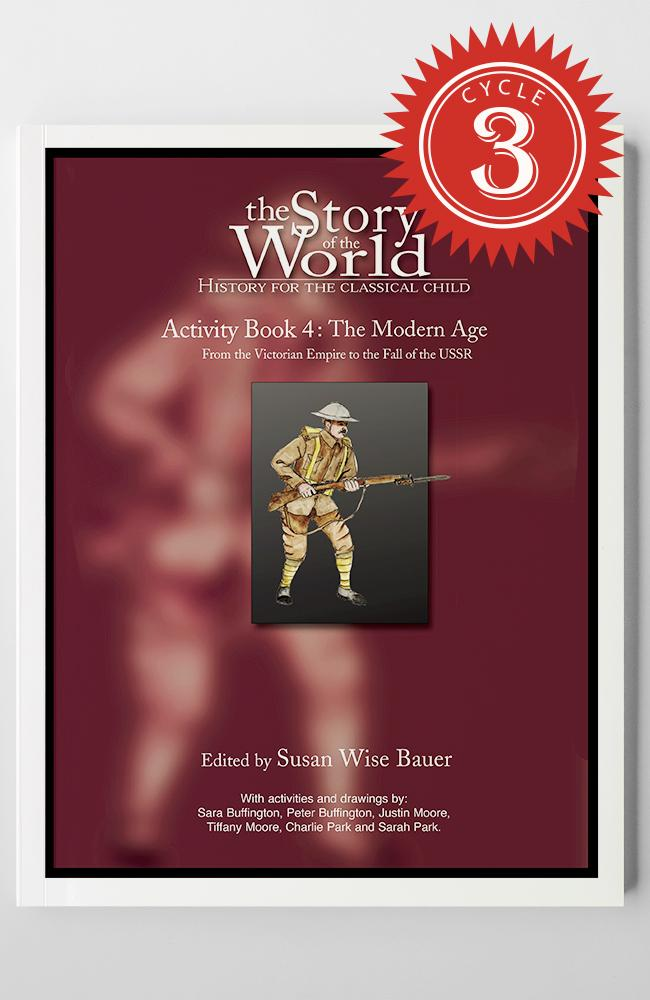 STORY OF THE WORLD, ACTIVITY BOOK 4