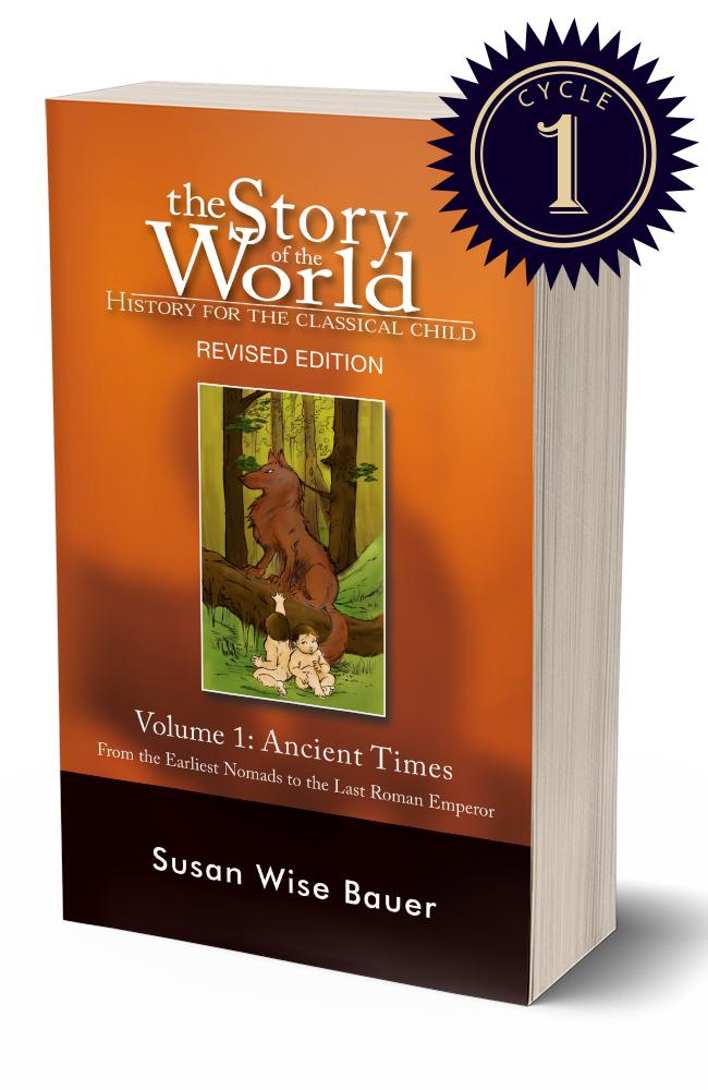 STORY OF THE WORLD, PAPERBACK 1