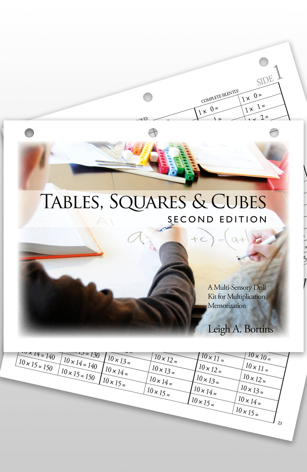 TABLES, SQUARES & CUBES