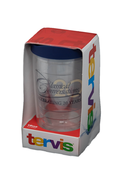 Tervis 16oz. Classic Travel Tumbler- Clear