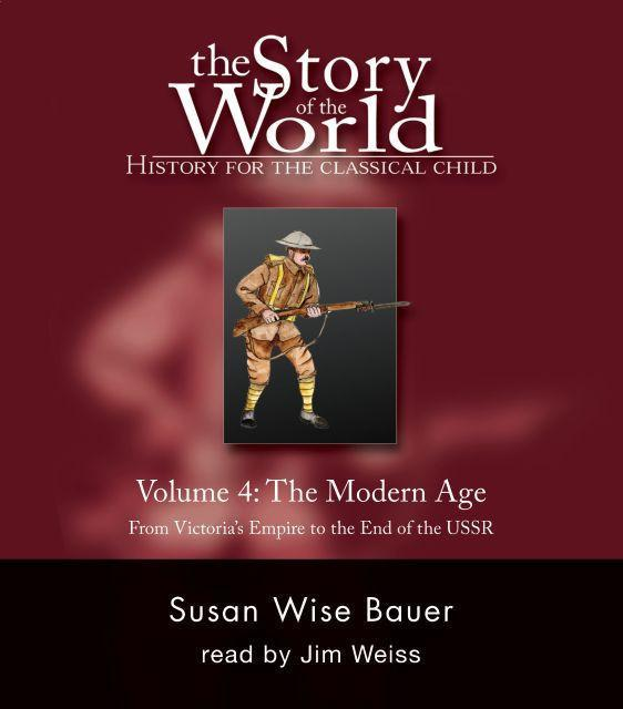 STORY OF THE WORLD, AUDIOBOOK 4