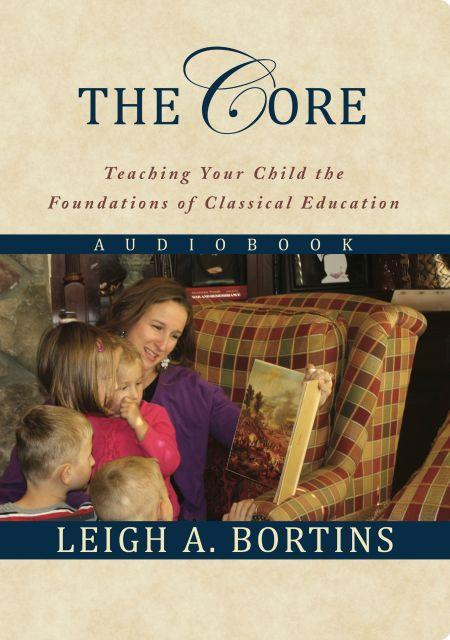 THE CORE (AUDIOBOOK) - CD Disc Set
