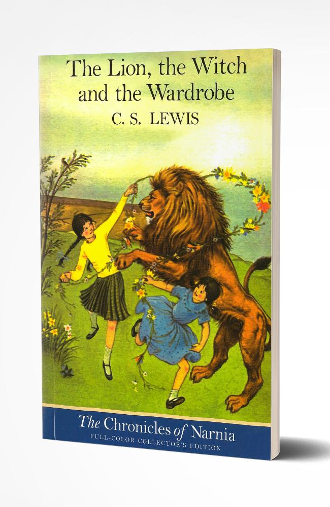 THE LION, THE WITCH, & THE WARDROBE