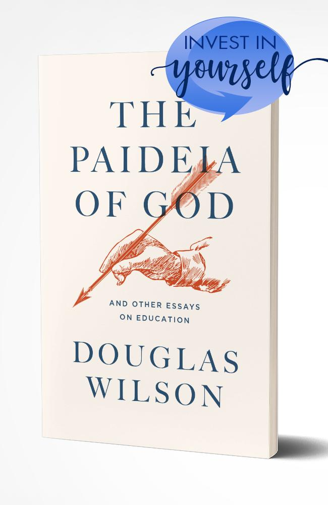 The Paideia of God - While supplies last