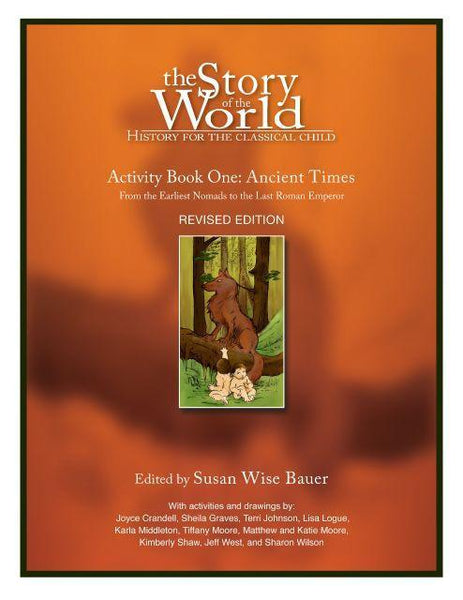 Story of the World - Activity Book 1