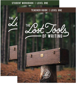 THE LOST TOOLS OF WRITING, LEVEL 1 (TEACHER SET)