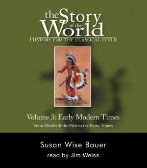 STORY OF THE WORLD, AUDIOBOOK 3