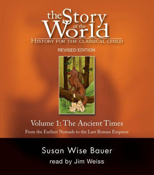 STORY OF THE WORLD, AUDIOBOOK 1