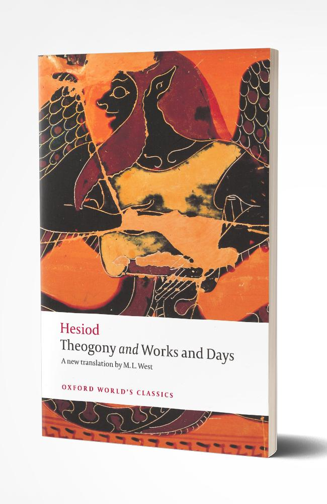 THEOGONY AND WORKS AND DAYS