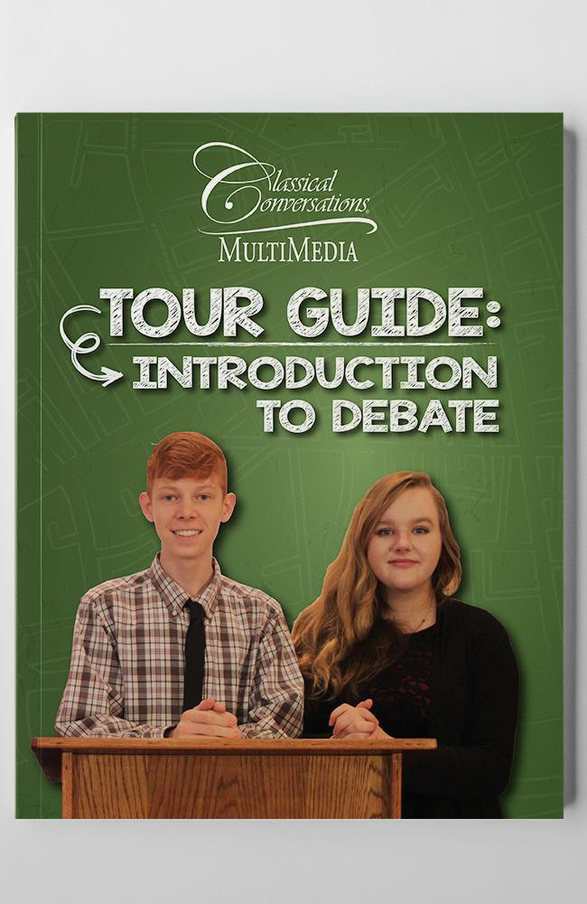 TOUR GUIDE: INTRODUCTION TO DEBATE - Temporarily Out of Stock