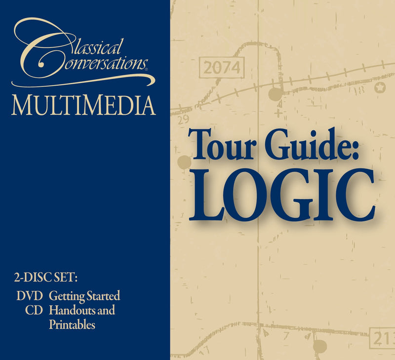 TOUR GUIDE: LOGIC (DVD)