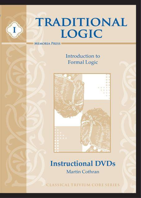TRADITIONAL LOGIC I (DVD) (Temporarily Out of Stock)