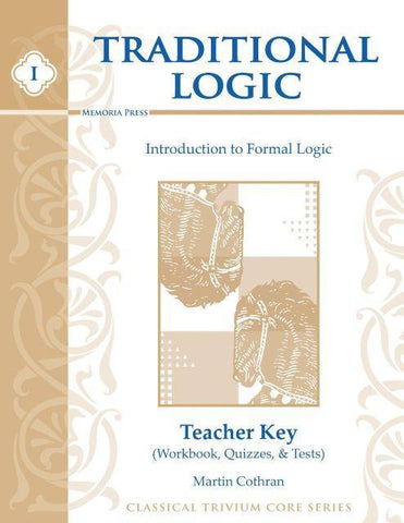 Traditional Logic 1 Key