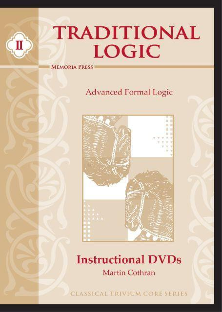 TRADITIONAL LOGIC II (DVD SET)