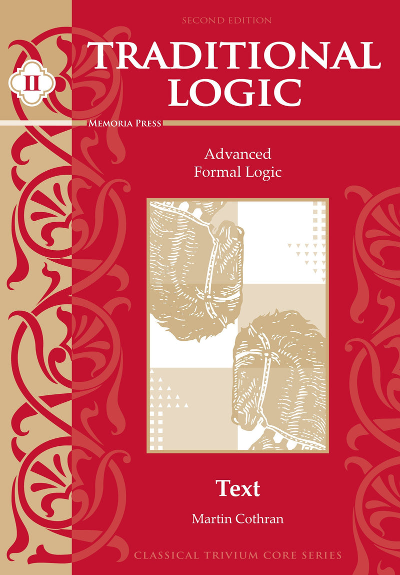 TRADITIONAL LOGIC II (TEXT)
