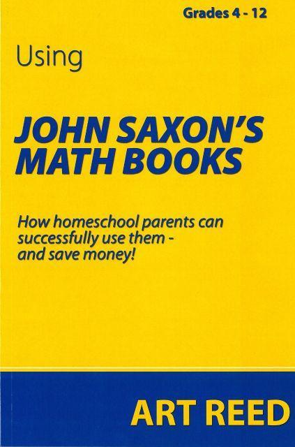 Using John Saxon's Math