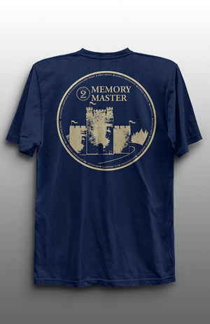 Cycle 2 Memory Masters T-Shirt- Adult