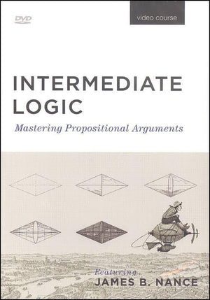 INTERMEDIATE LOGIC (DVD SET) - Temporarily Out of Stock